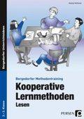 Kooperative Lernmethoden: Lesen, 2./3. Klasse