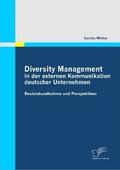 Diversity Management in der externen Kommunikation deutscher Unternehmen
