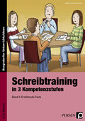 Schreibtraining in 3 Kompetenzstufen - Bd.2