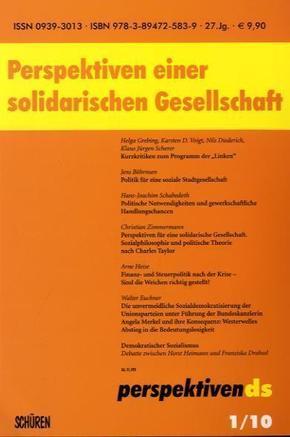 Perspektiven einer solidarischen Gesellschaft