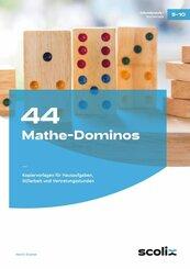 44 Mathe-Dominos