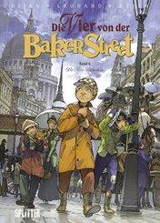 Die Vier von der Bakerstreet - Die Akte Raboukin