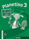Planetino: Für Lehrerinnen und Lehrer; Bd.3