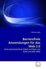 Barrierefreie Anwendungen für das Web 2.0 (eBook, PDF)