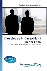 Demokratie in Deutschland in der Kritik
