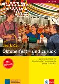 Oktoberfest - und zurück, m. Audio-CD