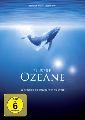 Unsere Ozeane, 1 DVD