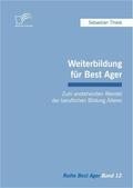Weiterbildung für Best Ager