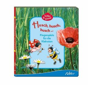 Käfer & Biene -Husch, husch, husch . . .