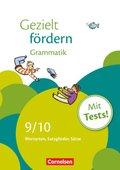 Gezielt fördern: 9./10. Schuljahr, Grammatik