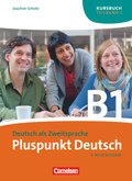 Pluspunkt Deutsch, Ausgabe 2009: Kursbuch (Lektion 1-7); Bd.B1/1
