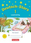 Deutsch-Stars: 1. Schuljahr: Lesetraining