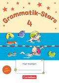 Grammatik-Stars: 4. Schuljahr