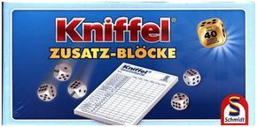 Kniffelblock (Spiel-Zubehör) (30 Stück)