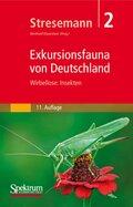 Exkursionsfauna von Deutschland: Wirbellose: Insekten; 2