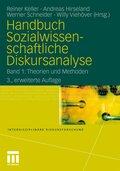 Handbuch Sozialwissenschaftliche Diskursanalyse: Theorien und Methoden; 1
