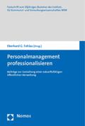 Personalmanagement professionalisieren