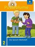 Pusteblume, Die Werkstatt-Sammlung (2010): 2. Schuljahr, Die Sprach-Werkstatt