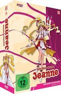 Kamikaze Kaitou Jeanne, Gesamtauasgabe, 8 DVDs
