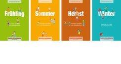 Superpaket Materialien für den Kindergarten, 4 Bände