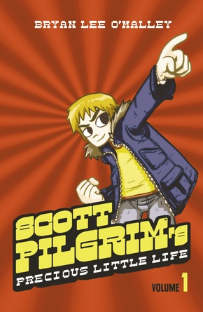 Scott Pilgrim, English edition: Precious Little Life; Vol.1