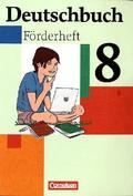 Deutschbuch, Förderheft: 8. Schuljahr