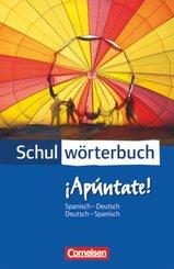Cornelsen Schulwörterbuch - ¡Apúntate!