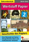 Wertstoff Papier, m. CD-ROM - Bd.2