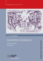 Geschichte in Karikaturen - Bd.1