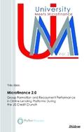 Microfinance 2.0