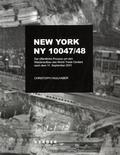 Christoph Faulhaber - New York, NY 10047/48
