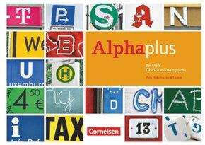 Alpha plus: Basiskurs Deutsch als Zweitsprache, m. 2 Audio-CDs