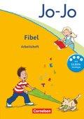 Jo-Jo Fibel, Allgemeine Ausgabe 2011: Arbeitsheft zur Fibel