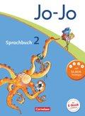 Jo-Jo Sprachbuch, Allgemeine Ausgabe, Neubearbeitung: 2. Schuljahr, Schülerbuch
