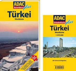 ADAC Reiseführer plus Türkei Westküste, m. UrlaubsKarte