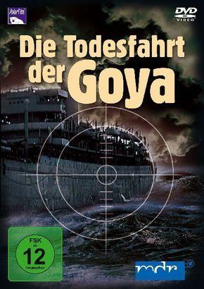 Die Todesfahrt der Goya, 1 DVD