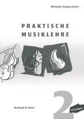 Praktische Musiklehre, Lösungen - H.2