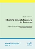 Integrierte Klimaschutzkonzepte für Kommunen