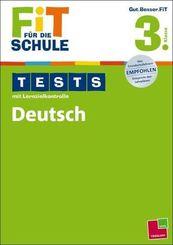 Tests mit Lernzielkontrolle, Deutsch 3. Klasse