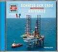 Schätze der Erde / Kristalle, 1 Audio-CD - Was ist was Hörspiele