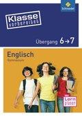 Klasse vorbereitet - Gymnasium: Englisch Übergang 6/7
