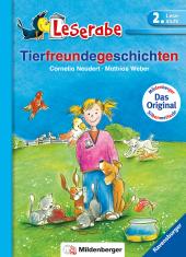 Tierfreundegeschichten, Schulausgabe