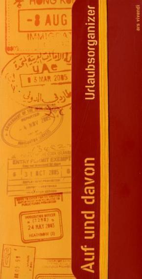 Auf und Davon - Urlaubsorganizer, Mappe für Reisedokumente