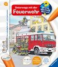 tiptoi®: Unterwegs mit der Feuerwehr - Wieso? Weshalb? Warum? tiptoi Bd.6