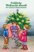 Das fröhliche Weihnacht überall, 1-2 Stimmen/Instrumente