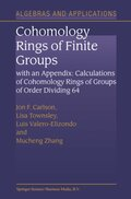 Cohomology Rings of Finite Groups