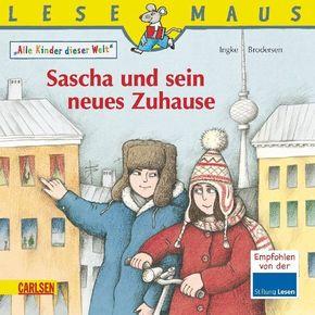Sascha und sein neues Zuhause