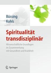 Spiritualität transdisziplinär
