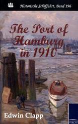 The Port of Hamburg in 1910