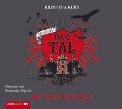 Das Tal - Season 1, Die Prophezeiung, 4 Audio-CDs